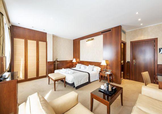 HOTEL ASCOT, MILÁN ****